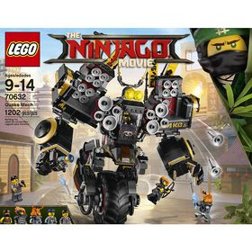 LEGO Ninjago Quake Mech 70632