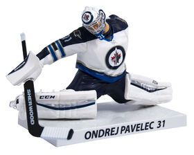 """NHL Figure 6"""" - Ondrej Pavelec"""