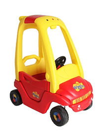 The Wiggles - Big Red Car - R Exclusive