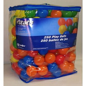 Stats - 250 Piece Replacement Balls