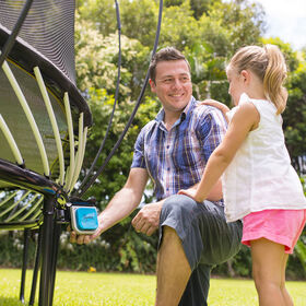 tgoma System for 8 ft x 13 ft Large Oval Springfree Trampoline