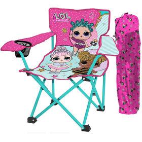 Lol Surprise Chaise Pliante Pour Enfant