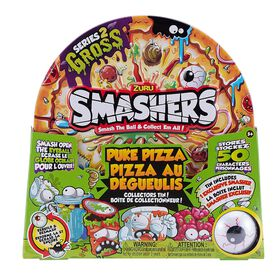 Smashers Season 2 Collectors Tin - R Exclusive