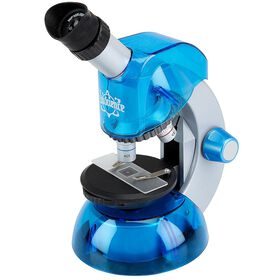Edu-Science - M640x Student Microscope - Blue