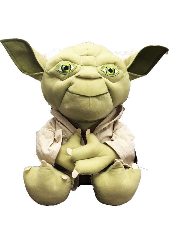 Yoda Character Pillow