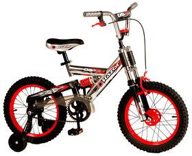 Stoneridge Razor Dual Suspension Bike - 16 inch