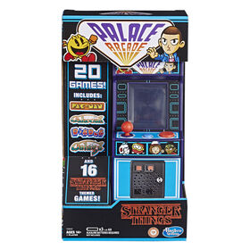 Hasbro Gaming - Palace Arcade Stranger Things - Jeu d'arcade électronique portatif
