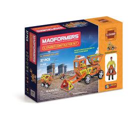 Magformers XL Cruiser Construction 37 Piece Set
