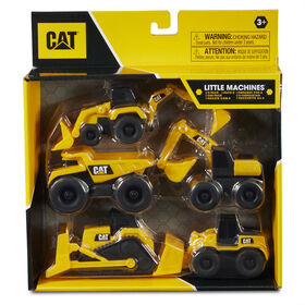 Cat Little Machines 5-Pack