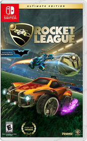 Nintendo Switch-Rocket League Ultimate Edition