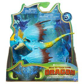 Comment entraîner son dragon, Tempête, figurine dragon avec pièces mobiles.