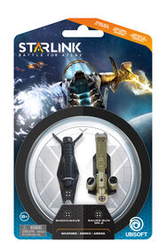Starlink: Battle for Atlas - Shockwave Weapon Pack