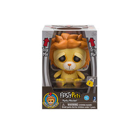 "Feisty Pets 4"" Vinyl - Markie Mischief the Lion"