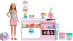 Barbie Cake Decorating Playset