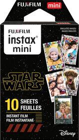 Fujifilm Star Wars Instax Mini Film Pack (10 EXP)