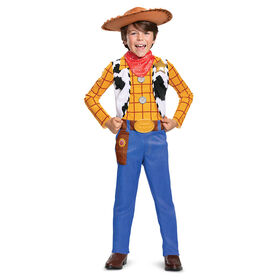 Toy Story 4 Woody Classic Costume - size 4-6
