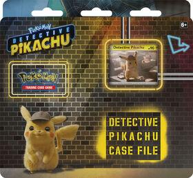Pokemon Detective Pikachu Case File Blister