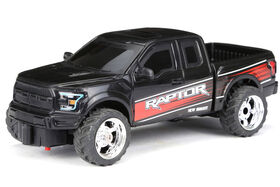 New Bright RC USB Charging Radio Control Toy Pickup Truck - Ford Raptor