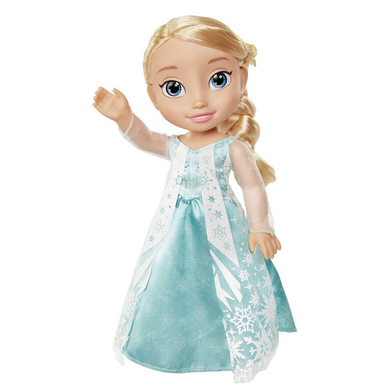 Disney Frozen Toddler Elsa Doll