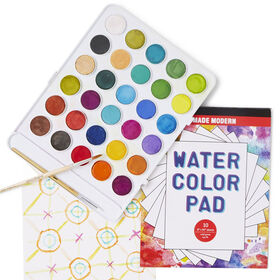 Kid Made Modern - Wondorous Watercolor Kit