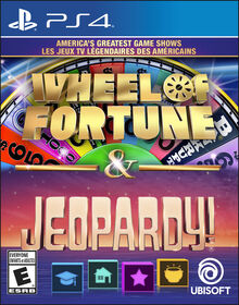 America's Greatest Game Shows: Wheel of Fortune & Jeopardy! - PlayStation 4