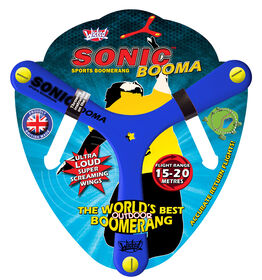 Sonic Booma Sports Boomerang - Blue