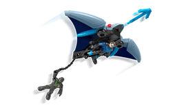 Fisher-Price Imaginext DC Super Friends Ninja Nightwing & Glider