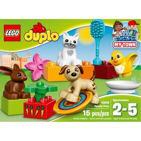 LEGO DUPLO Town Les animaux de compagnie 10838