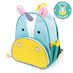 Skip Hop Zoo Little Kid Backpack - Eureka Unicorn