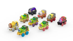 Fisher-Price Thomas & Friends MINIS Teenage Mutant Ninja Turtles 9-pack