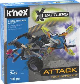 X-Battlers X-Saw Attacker Building Set