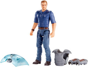 Jurassic World Basic Figure Dinosaur Trainer Owen