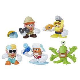 Playskool Friends Mr Potato Head Mash-Up Adventure Container