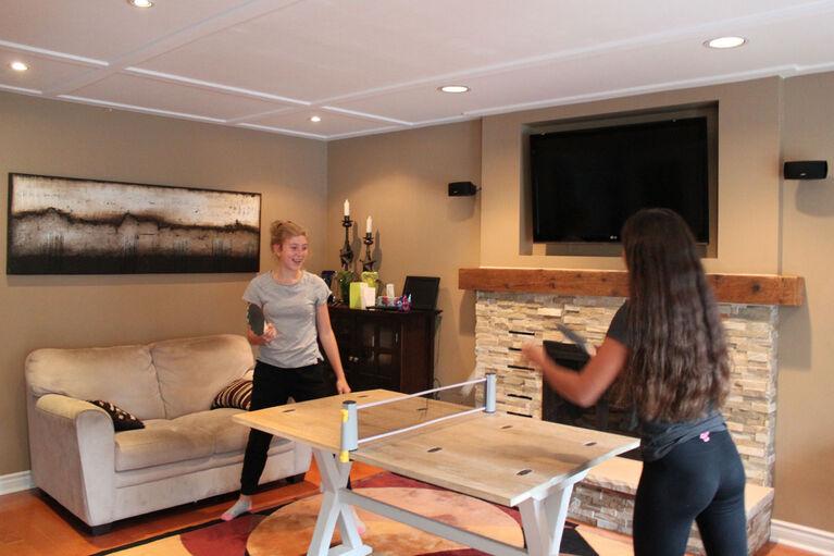 Stiga Play Anywhere Table Tennis Set
