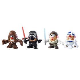 Playskool Friends Mr Potato Head Star Wars Mini Multi-Pack