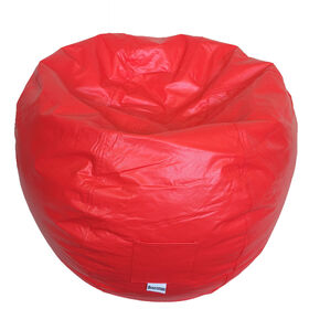 Boscoman - Large Vinyl w/Pocket Bean Bag - Red
