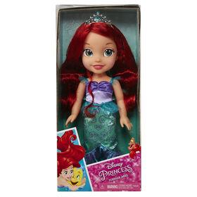 Disney - Basic Toddler Doll - Ariel