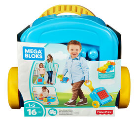 Mega Bloks Take Along Builder Set