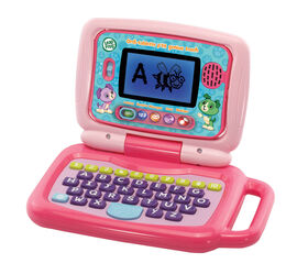 2-in-1 LeapTop Touch™ Pink - French Edition