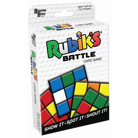 RUBIKS Battle Card Game