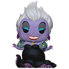 Funko POP! Disney: Little Mermaid - Ursula with Flotsam and Jetsam Vinyl Figure