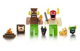 ROBLOX- 2 Figure Pack - Mount of the Gods