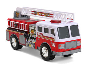 Tonka - Mighty Motorized City Service - Fire Rescue Truck