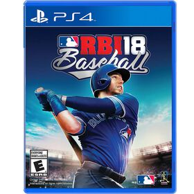 PlayStation 4 - RBI Baseball 18