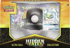 Pokemon TCG: Hidden Fates Ultra Ball Collection - Shiny Metagross-GX