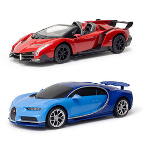 Fast Lane 1:16 RC Exotics