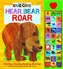 Apple Eric Carle Hear Bear Roar