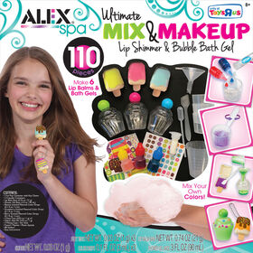 ALEX Spa - Ultimate Mix And Make Up Lip And Bath