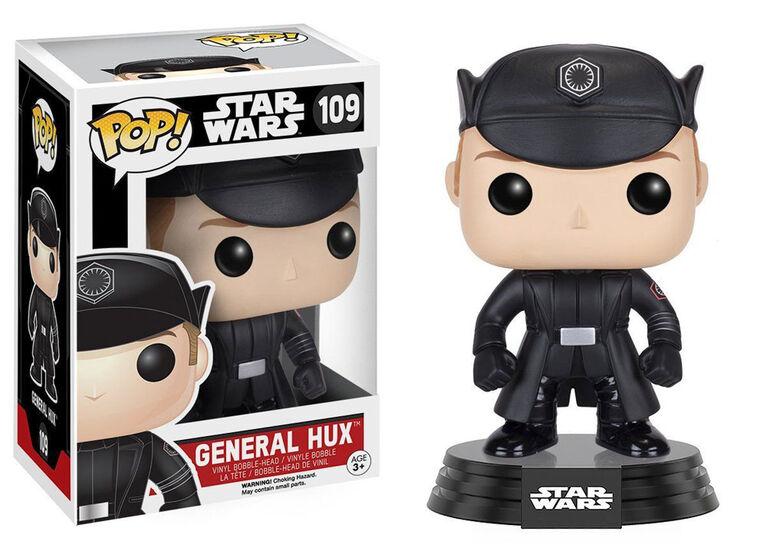 Funko POP! Star Wars Episode 7: The Force Awakens - General Hux Vinyl Figure