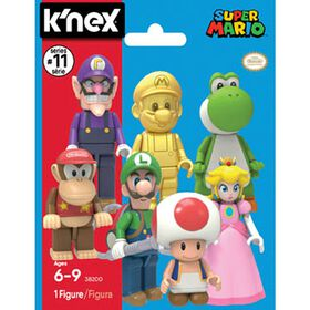 Super Mario Mystery Fig Bags, Series #11.